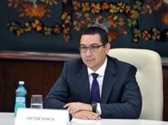 Mesaj din concediu de la premierul Ponta catre cei care blocheaza Codul Fiscal: Rusine!