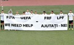 """Mesaj disperat al jucatorilor de la Rapid: """"FIFA, UEFA, ajutati-ne!"""""""