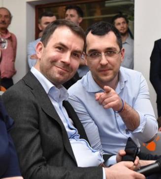 """Mesaj dur al vicepresedintelui USRPlus, Catalin Drula: """"Citu este un zombie politic. Caut un premier cu maturitate si spirit de echipa"""""""