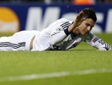 Mesaj emotionant al lui Cristiano Ronaldo pentru Alex Ferguson