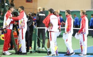 Mesaj emotionant al lui Marius Copil dupa infrangerea din Cupa Davis