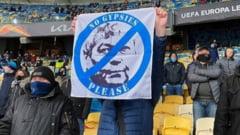 "Mesaj jignitor la adresa lui Mircea Lucescu: ""Fara tigani, va rugam!"""