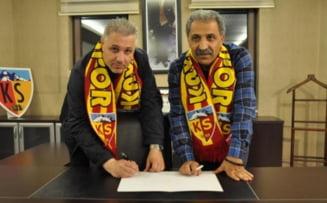 Mesaj misterios al lui Sumudica inaintea ultimului meci al sezonului din Turcia