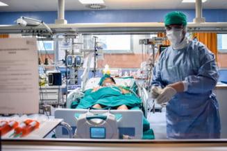 """Mesaj tulburator al unui medic ATI de la Spitalul Colentina: Inca de acum 3 luni era evident ca nu este posibila delimitarea aceasta stupida - spitale """"verzi"""" versus spitale """"rosii"""""""