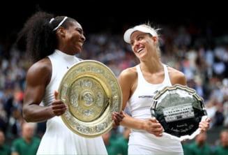 Mesaje de felicitare de la marii campioni ai tenisului pentru Serena Williams, dupa triumful de la Wimbledon