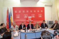 Mesajele liderilor partidelor care sustin candidatura lui Victor Ponta pentru electoratul tulcean