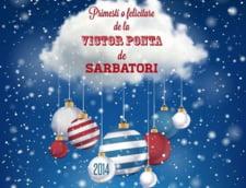 Mesajele politicienilor de Sarbatori: Spiritul Craciunului si norisorul pufos al lui Victor Ponta
