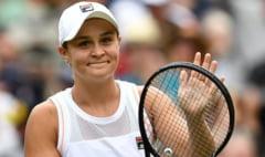 Mesajul Simonei Halep pentru campioana de la Wimbledon