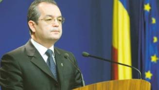 Mesajul de Anul Nou al premierului Emil Boc