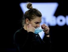 Mesajul de adio al Simonei Halep, dupa ce a fost eliminata de la Australian Open