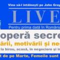 Mesajul dr. John Gray catre publicul din Romania