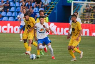 Mesajul emoționant transmis de Gică Popescu după debutul fiului său în Liga I