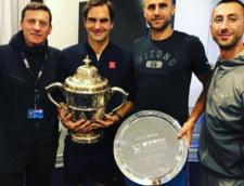 Mesajul lui Andrei Pavel pentru Marius Copil dupa finala disputata cu Roger Federer