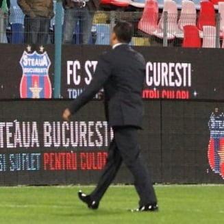 Mesajul lui Dumitrescu pentru fani: N-o sa-i luati echipa lui Becali! (Video)