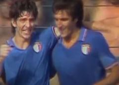 Mesajul lui Gino Iorgulescu dupa moartea lui Paolo Rossi: Odata cu plecarea ta, fotbalul a pierdut un zambet si o poveste