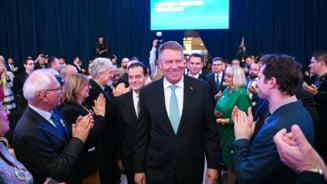 Mesajul lui Iohannis, la finalul campaniei electorale: Oamenii sa mearga la vot!