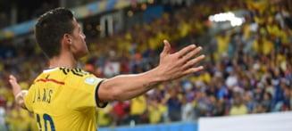 Mesajul lui James Rodriguez, vedeta CM 2014: La ce echipa viseaza