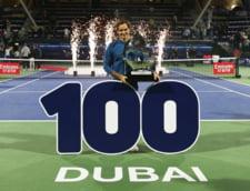 Mesajul lui Jimmy Connors catre Roger Federer, dupa ce elvetianul a ajuns la 100 de turnee castigate