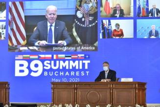 Mesajul lui Joe Biden la Summitul B9 de la Bucuresti: Sprijin pentru flancul estic al NATO si intarirea relatiilor transatlantice