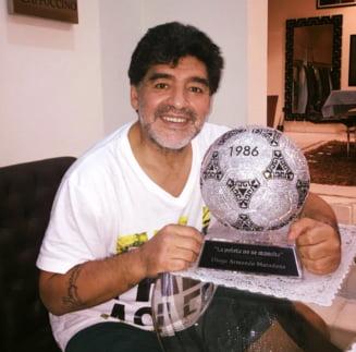 Mesajul lui Maradona dupa moartea lui Fidel Castro: L-am pierdut pe cel mai intelept dintre toti