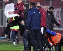 Mesajul lui Meme Stoica dupa incidentele de la Rapid - Steaua