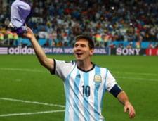 Mesajul lui Messi inainte de marea finala CM 2014: Argentina versus Germania