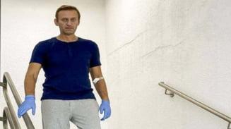 Mesajul lui Navalnii din inchisoare: Nu am de gand sa ma spanzur ori sa-mi tai venele cu lingura