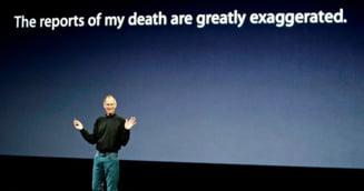 Mesajul lui Steve Jobs (Opinii)