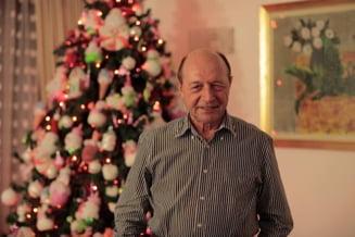 Mesajul lui Traian Basescu catre romani si moldoveni, de Anul Nou