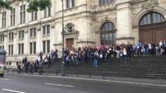 Mesajul magistratilor pentru politicieni: Jos mainile de pe justitie! Romania nu e un teritoriu al coruptiei si faradelegii