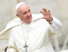 Mesajul papei Francisc de Paste: Apel la pace pentru Tara Sfanta, Peninsula Coreeana, Africa si Ucraina