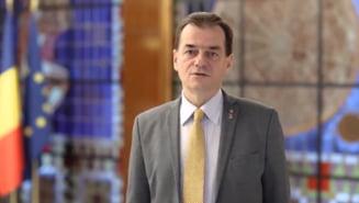 Mesajul premierului Orban de Paste: Sa transformam fiecare casa noastra intr-o biserica