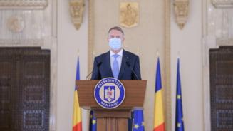"Mesajul presedintelui Iohannis pentru magistrati: ""Va incurajez sa fiti permanent implicati in bunul mers al sistemului judiciar in ansamblul sau"""