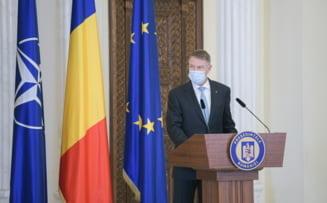 """Mesajul presedintelui Klaus Iohannis de Ziua Independentei SUA: """"Sincere felicitari tuturor partenerilor nostri strategici"""""""