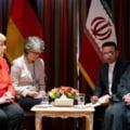 Mesajul transmis de Angela Merkel presedintelui iranian Hassan Rouhani. Cei doi au vorbit la telefon
