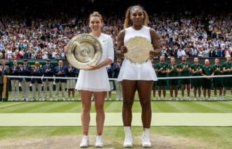 Mesajul transmis de Serena Williams dupa esecul suferit in finala cu Simona Halep de la Wimbledon