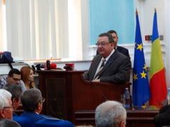 Mesajul transmis de catre prefectului judetului Dolj, Dan Narcis Purcarescu, in cadrul festivitatii de deschidere a noului an universitar, organizata la Universitatea din Craiova