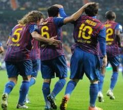 Messi, Xavi si Puyol isi prelungesc contractele cu FC Barcelona