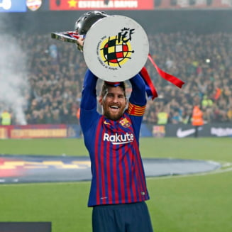 Messi, cel mai bine platit sportiv din lume: Iata ce suma uriasa a incasat si cum arata Top 10