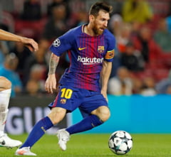 Messi, contract pe viata la Barcelona