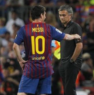 Messi, declaratie surprinzatoare despre Mourinho