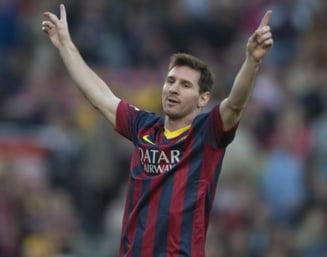 Messi, declaratie surprinzatoare dupa ce a intrat in istoria Barcelonei