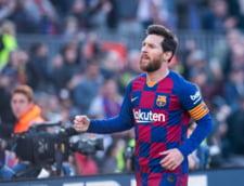 Messi, doua goluri si un assist la un meci amical FC Barcelona - Girona, scor 3-1