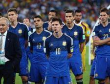 Messi, gest extraordinar dupa ce a pierdut Cupa Mondiala cu Argentina