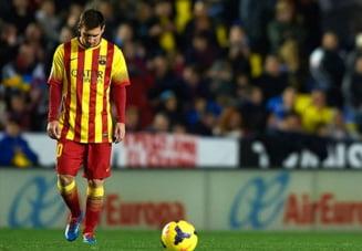 Messi, in criza: Iata ce spune antrenorul Barcelonei