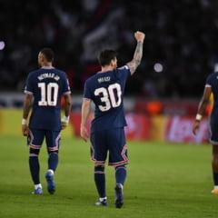 Messi, meci fabulos pentru PSG în Champions League. Argentinianul a marcat goluri de senzație! Toate rezultatele VIDEO