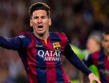 Messi, record in Champions League: L-a depasit pe Cristiano Ronaldo