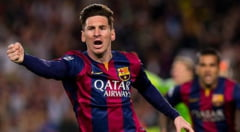 Messi, record in Champions League: L-a depasit pe Cristiano Ronaldo
