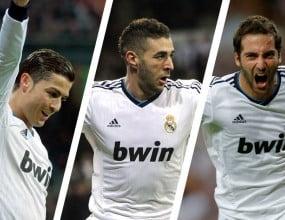 Messi, umilinta suprema pentru atacantii lui Real Madrid