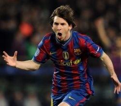 "Messi, un nou show: ""E din alta lume"" (Video)"